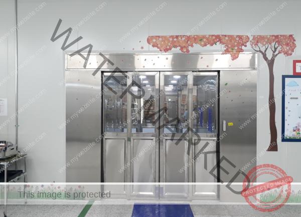 Air Shower Samsung